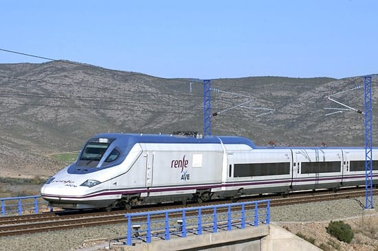 NEW RAILWAY ALONG SPAIN'S COSTA DEL SOL COULD BE FUNDED BY EU, SUGGESTS MALAGA MAYOR