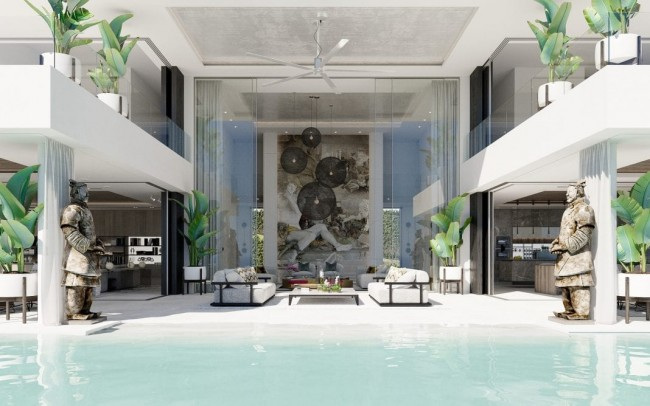 SPECTACULAR LUXURY AND ECO-FRIENDLY VILLA IN MARBELLA WINS TOP INTERNATIONAL ARCHITECTURE AWARD