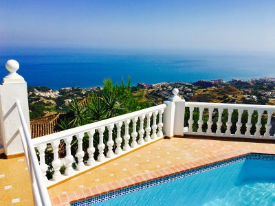 3 Bedroom Detached Villa in Benalmadena Pueblo