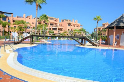 2 Bedroom Middle Floor Apartment in Hacienda del Sol