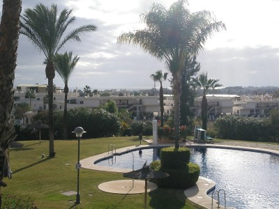 2 Bedroom Ground Floor Apartment in Nueva Andalucía