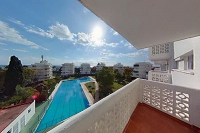 2 Bedroom Middle Floor Apartment in Cancelada