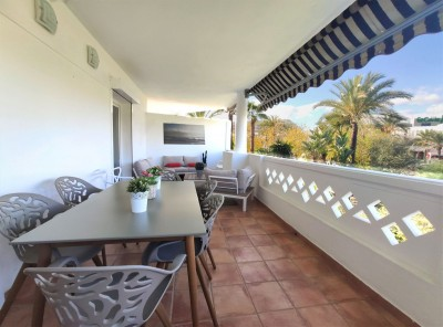 3 Bedroom Middle Floor Apartment in Puerto Banús