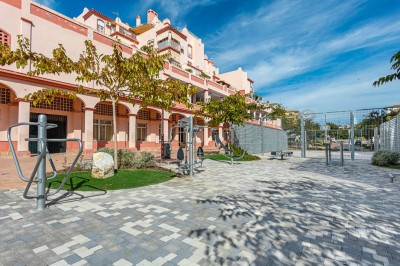 4 Bedroom Ground Floor Apartment in Benalmadena