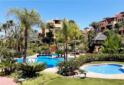 2 Bedroom Ground Floor Apartment in Atalaya