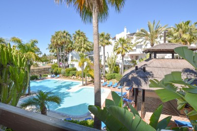 2 Bedroom Middle Floor Apartment in Puerto Banús