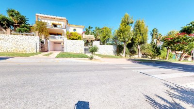 5 Bedroom Detached Villa in Benalmadena