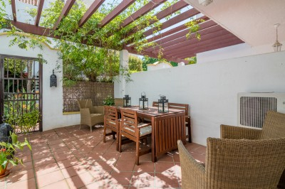 3 Bedroom Ground Floor Apartment in Nueva Andalucía