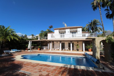 5 Bedroom Detached Villa in Nueva Andalucía