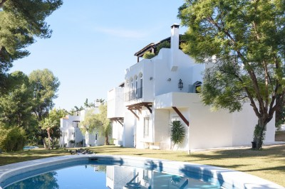 3 Bedroom Detached Villa in Nueva Andalucía