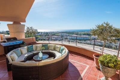 3 Bedroom Penthouse in Nueva Andalucía