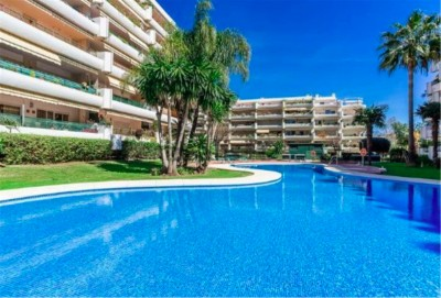 2 Bedroom Ground Floor Apartment in Guadalmina Alta