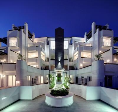 4 Bedroom Penthouse in Benahavís