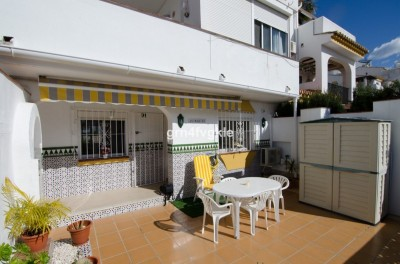 1 Bedroom Ground Floor Apartment in Benalmadena Costa
