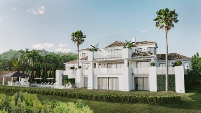 6 Bedroom Detached Villa in La Zagaleta