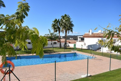 2 Bedroom Ground Floor Apartment in Manilva