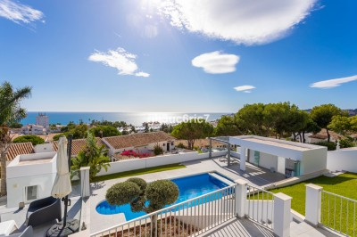 4 Bedroom Detached Villa in La Cala de Mijas