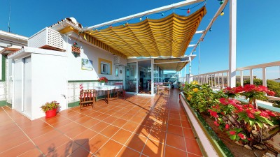 3 Bedroom Penthouse in La Cala de Mijas