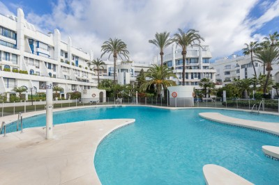 4 Bedroom Ground Floor Apartment in Marbella