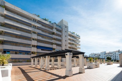 3 Bedroom Penthouse in Puerto Banús