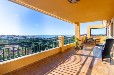 3 Bedroom Penthouse in Torrequebrada