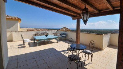4 Bedroom Penthouse in San Roque Club